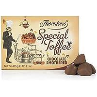 Thorntons Chocolate Ahogado Caramelo Caja 485 g