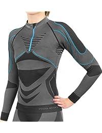 POLAR HUSKY® Damen-Funktionsunterwäsche, langärmeliges Unterhemd