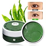 Charmss Eye Maske Augenpads Seetang Eye Maske Feuchtigkeit spendende Anti Aging Falten Pflege Eye Maske Augenpflege...