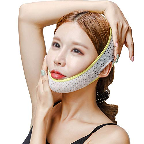 CY Face Lifting Bandage, Face Lifting Straffende Gesichtsmaske, Schlafverband