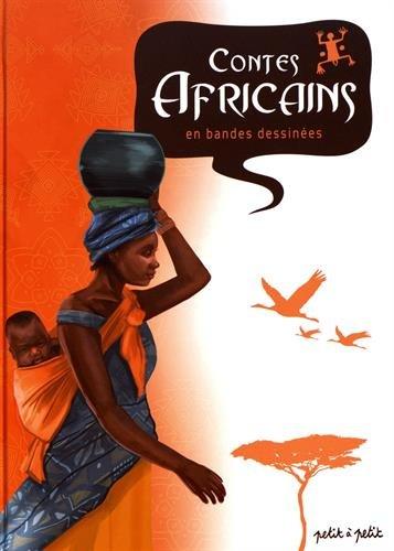 Contes africains en bandes dessines