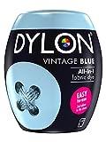 Dylon Maschine Dye Pod, blau Vintage, 8.5 x 8.5 x 9.9 cm