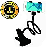 #2: Rhobos Unique Flexible 360 Degree Snake Style Stand Long Lazy Stand Foldable Mobile Holder Stand Compatible with Xiaomi, Lenovo, Apple, Samsung, Sony, Oppo, Gionee, Vivo Smartphones (One Year Warranty)