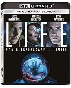 Life: Non Oltrepassare il Limite (Blu-Ray 4K UltraHD + Blu-Ray)