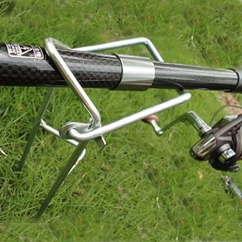 25CM Fishing Pole stehen Angelrute Unterstützung Angelrutenhalter
