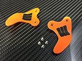 PS4 Controller Paddles 'SHARK TEETH BO3' , inkl.Schrauben, verschiedene Farben (orange / schwarz)
