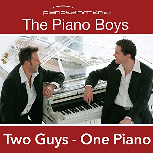 Two Guys - One Piano