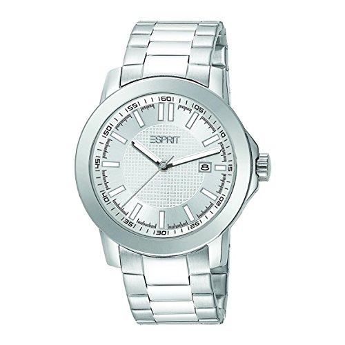 Esprit Reloj de hombre reloj de pulsera Moon Blu-ray Acero Inoxidable es101851009