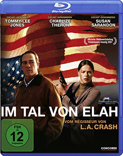 Im Tal von Elah [Blu-ray]