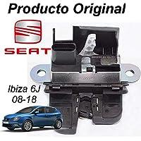 Silk-Recambios Cerradura Maletero Seat Ibiza 6J (08-12) Cierre porton Original