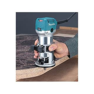 Makita RT0700C - Fresadora eléctrica (710 Watios) (B007NZHNX2) | Amazon Products