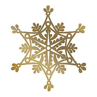 Artdeco Creations CO725574 Snowflake Anna Griffin Hotfoil Stamp, Multicolor