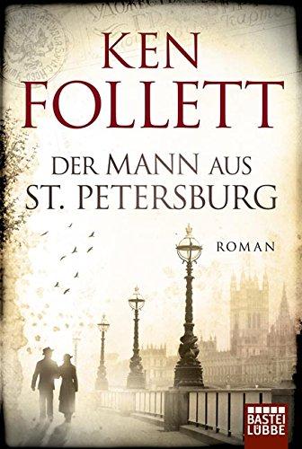 Buchseite und Rezensionen zu 'Der Mann aus St. Petersburg' von Ken Follett
