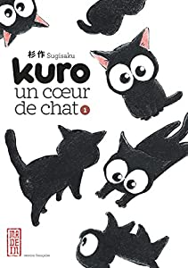 Kuro, un coeur de chat Edition simple Tome 1