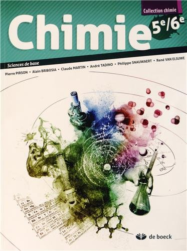 Chimie 5e/6e : Sciences de base