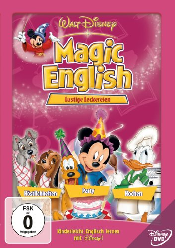 Magic English - Lustige Leckereien