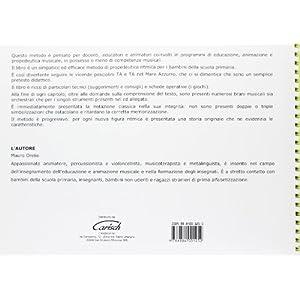 La storia delle note pescioline. Con CD