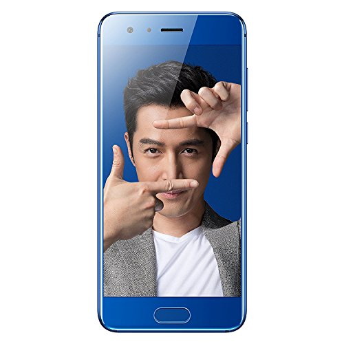 "HUAWEI HONOR 9 4GB 64GB-Smartphone free 5,15""-Blue"