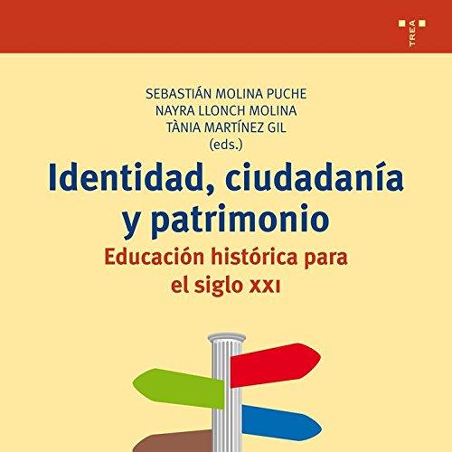 Identidad, ciudadanía y patrimonio (Biblioteconomía y Administración cultural) por Sebastián Molina Puche