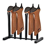 Taylor & Brown - Organizador de almacenamiento para 3pares de botas, ideal para botas de senderismo, botas de agua, botas de equitación y botas de moda