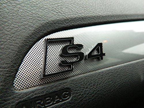 Preisvergleich Produktbild S4Emblem Innen Auto Badge S Line Emblem