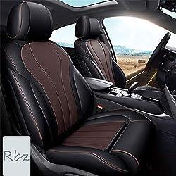 Rbz - Siège Auto, Tissu Cuir, ne Nuit Pas à la Peau du bébé, n'affecte Pas l'utilisation des airbags