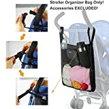 Organiseur pour poussette Sac à couches de stockage support à boisson Poche fixer - Best Reviews Guide