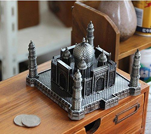 xjoel-indian-souvenir-sammlerstck-handwerk-taj-mahal-tajmahal-replik-geschenk-artikel-silber