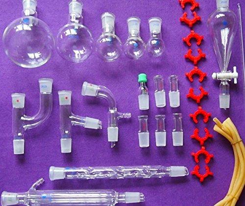 nuevo-kit-gowe-cristaleria-quimica-laboratorio-con-juntas-de-fibra-de-vidrio-24-2929-piezas