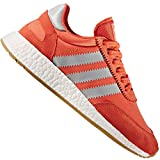 Adidas Originals Iniki Runner W Boost Ladies Sneaker Orange BA9998, Taille:40 2/3