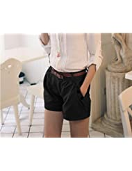 WHTLL-Casual Shorts Loose Skinny Pants