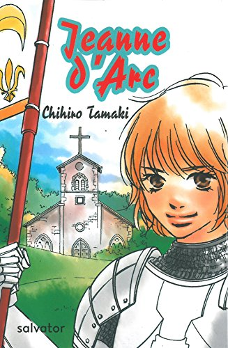 Jeanne dArc par Chihiro Tamaki