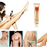 #6: Generic New Powerful Permanent Hair Removal Cream Stop Hair Growth Inhibitor Removal