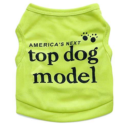 WJDM Hundebekleidung für Chihuahua, Yorkie, Welpen, kleine Hunde -