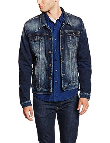 LTB Santino Jacket, Blouson Homme Bleu - Blau (Josseline Wash 4061)