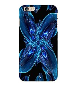 ColourCraft Abstract Design Back Case Cover for APPLE IPHONE 6 PLUS