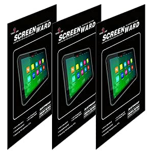 Screenward (pack of 3) Anti Fingerprint Anti Glare Matte Screen Protector Scratch Guard For ASUS MeMO Pad 8 (ME581CL) [With Dust Remover Sticker]