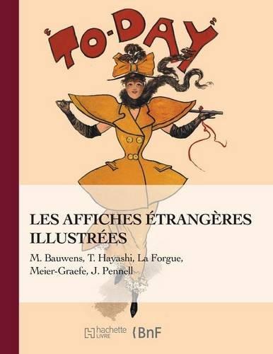 Affiches étrangères illustrées (Beaux Livres / Art) par BAUWENS-M