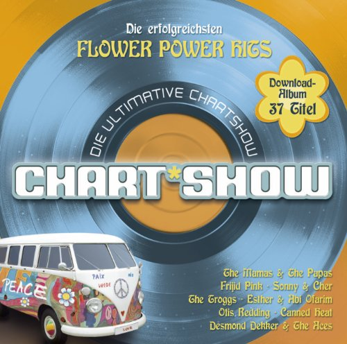 Die ultimative Chart-Show - Flower Power