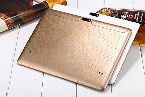 Cewaal 10 pollici compresse Android 5.1 Octa-Core Dual SIM 3G 4G + 64GB Bluetooth 2560 * 1600 Tablet PC con la macchina fotografica (spina di UE)