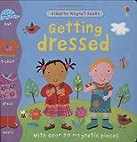 Getting Dressed (Usborne Magnet Books)
