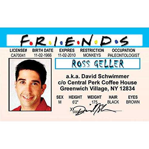 Schilder 4Fun Ross 's Lizenz