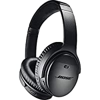 Bose-QC35-II  QuietComfort 35 Wireless Noise Cancelling Headphones II , 789564-0010, Black