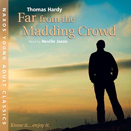 Far From the Madding Crowd  Audiolibri