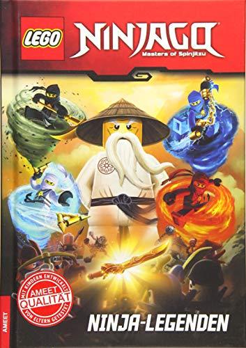 LEGO® NINJAGOTM Ninja-Legenden: Lesebuch