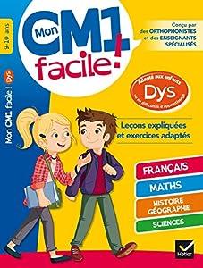 """Afficher """"Mon CM1 facile ! 9-10 ans"""""""