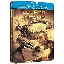 LE CHOC DES TITANS [ULTIMATE ÉDITION - BLU-RAY + DVD + COPIE DIGITALE]