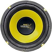 Pyle 6.5 Inch Mid Bass Woofer Sound Speaker System - Pro Loud Range Audio 300 Watt Peak Power w/ 4 Ohm Impedan