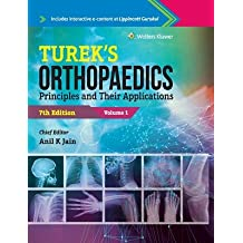 Turek's Orthopaedics Principles and Their Applications (Set of 2 Volumes)