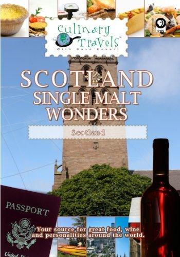 Preisvergleich Produktbild Culinary Travels Scotland-Single Malt Wonders by Dave Eckert